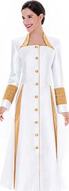 Serafina 5146 Womens Church Robe With Cross Design On Sleeve