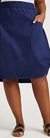 Dubgee 5001 - Womens Bubble Hem Style Skirt