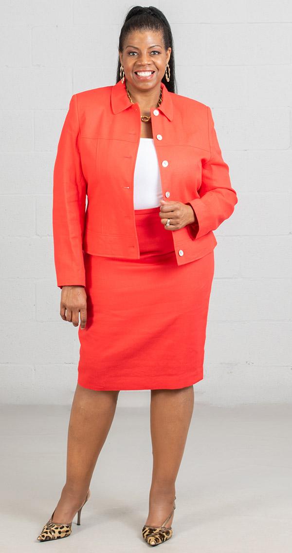 Rafael-90351 Womens Two Piece Skirt Suit