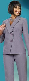 BEN-11531 Womens Pant Suit For Business