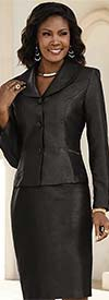 EY Signature 4451 Two Piece Womens Skirt Suit