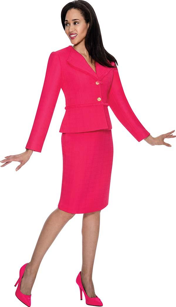 D.Vine DV1156 - Ladies Two Piece Skirt Suit