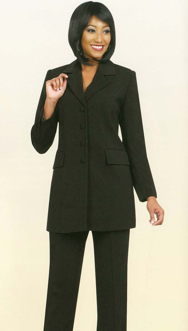 black womans suit Womens Career Suits by Ben Marc Executive -10496-Black - ExpressURWay