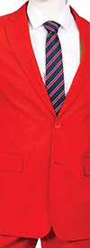 Vittorio St. Angelo A72TE Two-Piece Mens Suit For Church