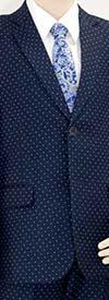 Vittorio St. Angelo BOY101 Four Piece Boys Suit For Church