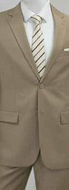 Vittorio St. Angelo M62F Two Piece Mens Church Suit