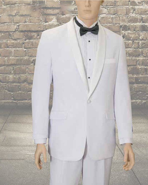 Vittorio St. Angelo Y713GB Mens Two-Piece Tuxedo